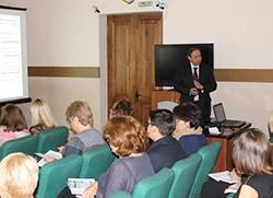 Ногинский филиал: обучение муниципальных служащих Ногинского района