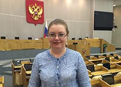15 октября 2015 года профессор Е.С. Шугрина присутствовала на заседании Совета законодателей