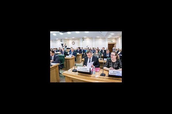 Профессор Е.С. Шугрина приняла участие в семинаре-совещании по вопросам контроля и надзора за деятельностью власти