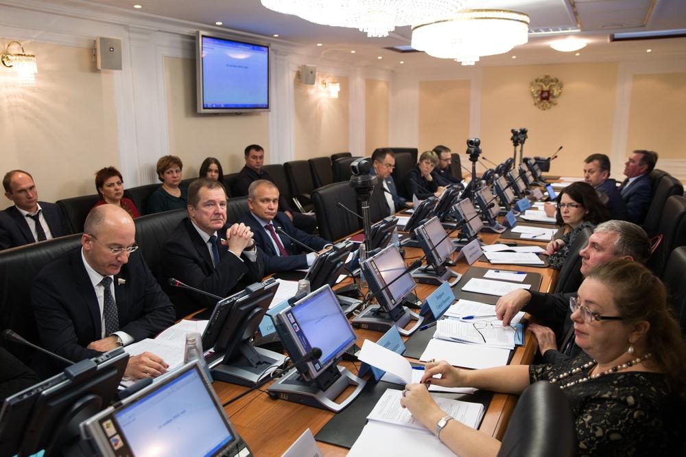 Профессор Екатерина Шугрина выступила на круглом столе по вопросам муниципальной демократии #1