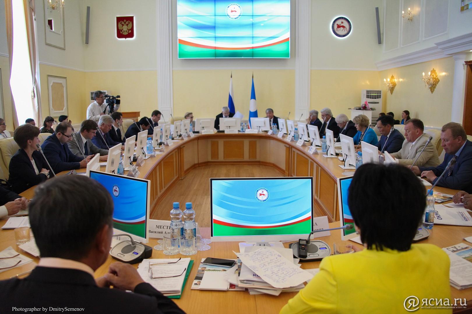 Представитель ЦПС ОМСУ принял участие в круглом столе с советами муниципальных образований ДФО