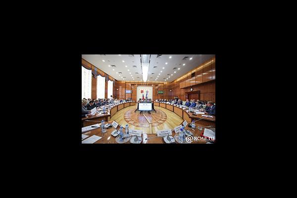 Ведущий научный сотрудник ЦПС ОМСУ Р.В. Петухов выступил на совещании по вопросам федерализма в Республике Саха (Якутия)