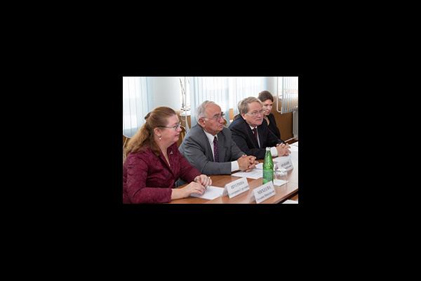 Обсуждение лучших муниципальных практик в сфере общественного контроля