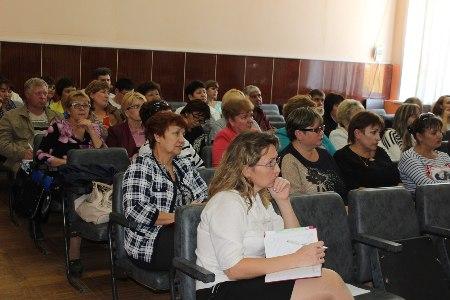 Астраханский филиал: семинар ВШГУ на муниципальном уровне