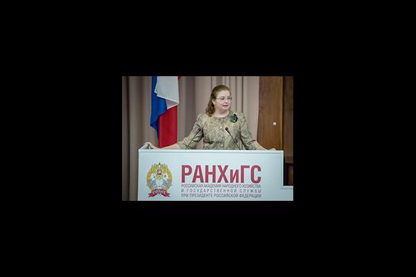 Екатерина Шугрина приняла участие в открытии школы молодого законотворца