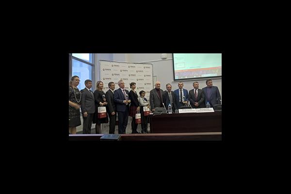В ВШГУ состоялось награждение победителей конкурса региональных докладов о состоянии местного самоуправления