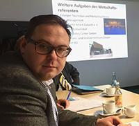 Роман Петухов принял участие в визите группы экспертов в Германию