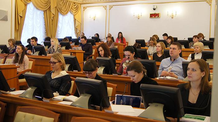 Курганский филиал: методический семинар-совещание в Правительстве Курганской области