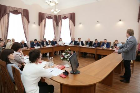 Ивановский филиал: состоялся практический семинар для руководящих работников администрации города Иваново