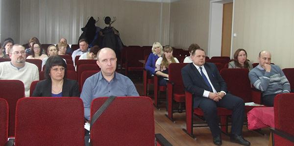 Нижегородский институт управления: семинар-практикум для муниципальных служащих шести районов области
