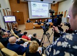 Екатерина Шугрина приняла участие в заседании Палаты городов – центров субъектов Российской Федерации ОКМО
