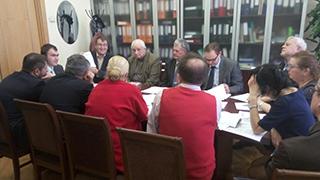Сотрудники Центра местного самоуправления участвуют в обсуждении муниципальной реформы с Советом по правам человека при Президенте РФ