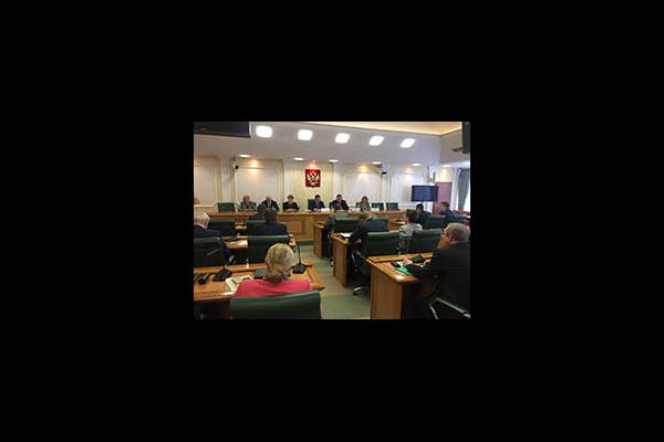 Заседание экспертного совета при ВСМС