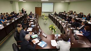 Роман Петухов выступил на конференции по гражданскому участию в местном самоуправлении в Сургуте