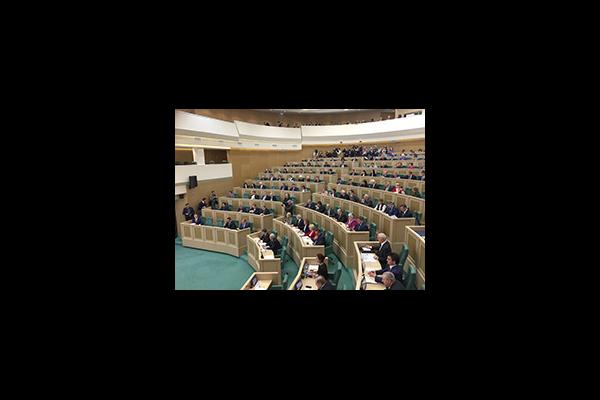 Сотрудники Центра приняли участие в расширенном заседании Совета по местному самоуправлению при Совете Федерации, посвященном благоустройству территорий населенных пунктов