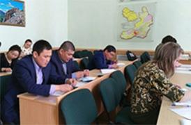 Читинский филиал: главы и специалисты Агинского района повысили квалификацию с РАНХИГС