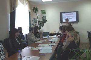 Нижегородский институт управления: состоялся семинар-практикум «Межличностные отношения, служебная этика на муниципальной службе»