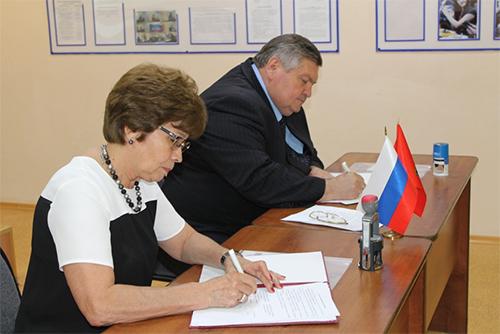 Оренбургский филиал: подписано Соглашение между Советом (ассоциации) муниципальных образований Оренбургской области и Оренбургским филиалом РАНХиГС