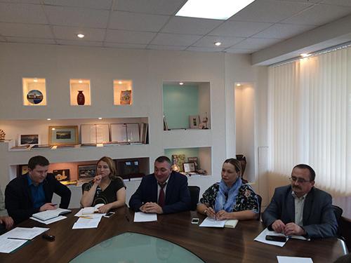 Ивановский филиал: началась работа по внедрению проектного управления в Администрации города Иваново