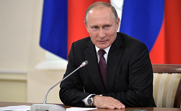 Заседание Совета при Президенте РФ по развитию местного самоуправления