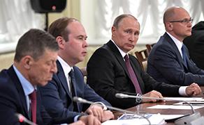 Екатерина Шугрина приняла участие в заседание Совета при Президенте РФ по развитию местного самоуправления