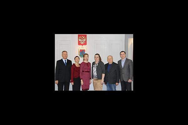 Особенности экспертной работы в конституционном суде обсуждались в Петрозаводске