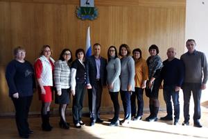 Нижегородский институт управления: в Лукояновском районе проведен круглый стол с предпринимателями и муниципальными служащими