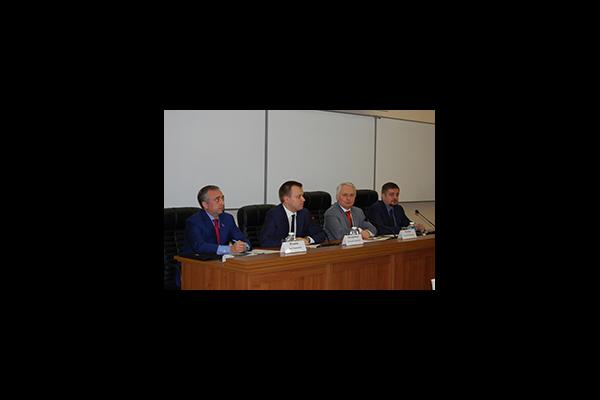 Семинар для руководителей и специалистов кадровых служб органов власти Московской области