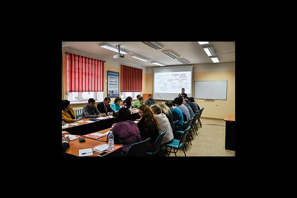 Калужский филиал: обучение муниципальных служащих городской управы г. Калуги