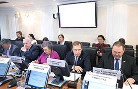 Вопросы развития агломераций обсудили в Совете Федерации