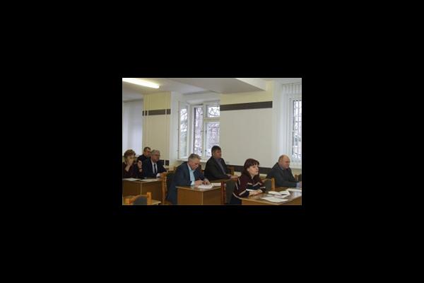 Нижегородский институт управления: вопросы инновационного развития муниципалитетов обсудили с заместителями глав администраций