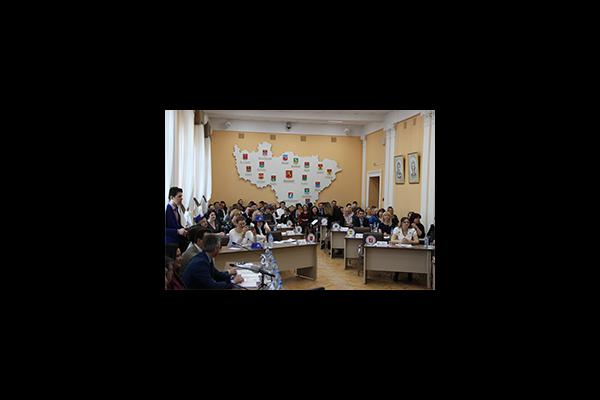 Владимирский филиал: финал конкурса «Лучший муниципальный служащий Владимирской области»