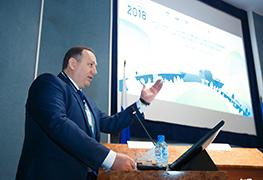 Екатерина Шугрина выступила на конференции «Город – территория безопасности»