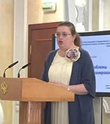 Екатерина Шугрина выступила на парламентских слушаниях по вопросам территориального планирования
