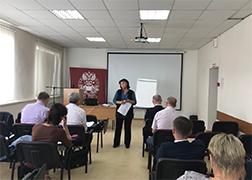 Новгородский филиал: глав муниципальных районов обучили стратегическому маркетингу