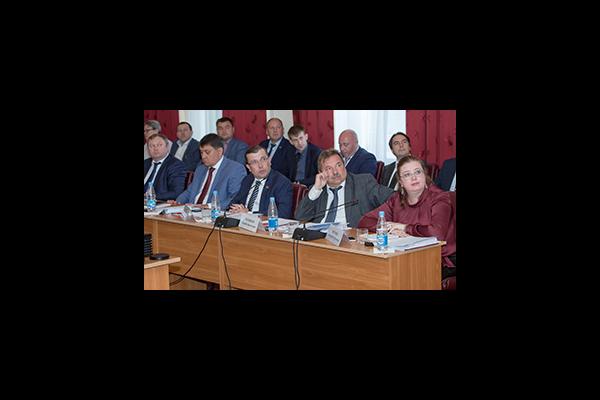 Особенности развития северных территорий обсудили в Дудинке