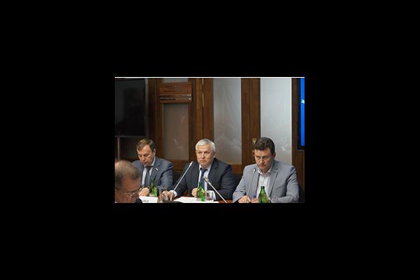 Екатерина Шугрина приняла участие в дискуссии по развитию агломераций