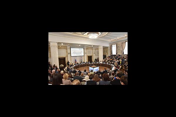 Екатерина Шугрина приняла участие в региональном форуме местного самоуправления