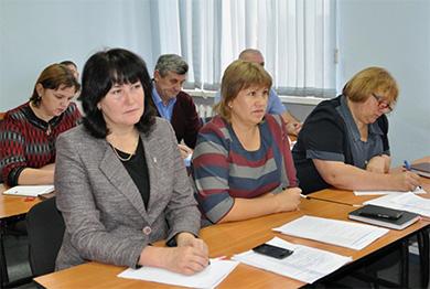 Алтайский филиал: заканчивается повышение квалификации для глав муниципальных образований края