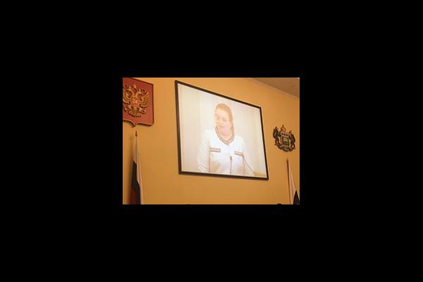В Тюмени обсудили участие общественности в управлении государством