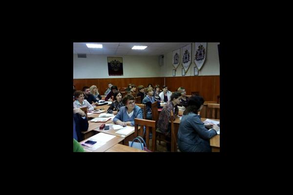 Нижегородский институт управления: национальный план противодействия коррупции обсудили в межмуниципальном кабинете в Городце