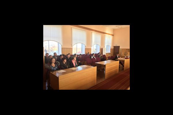 Нижегородский институт управления: в Лукояновском районе прошел семинар по антикоррупционной тематике для муниципальных служащих