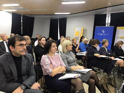 Тольяттинский филиал: стартовала программа обучения муниципальных служащих г.о. Самара
