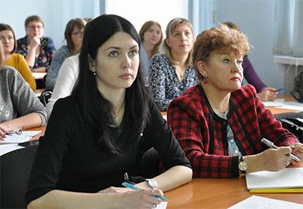 Алтайский филиал: проходит повышение квалификации по документационному обеспечению деятельности органов исполнительной власти