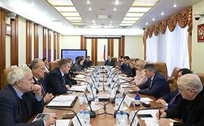 Сотрудники Центра приняли участие в обсуждении правового регулирования городских агломераций в Совете Федерации