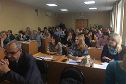 Нижегородский институт управления: семинар по антикоррупционной тематике для муниципальных служащих состоялся в г. о. г. Шахунья