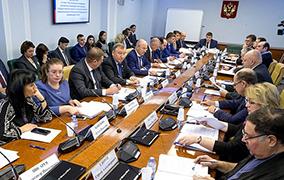 По инициативе Екатерины Шугриной в Совете Федерации обсудили вопросы судебной защиты местного самоуправления