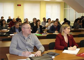 Западный филиал: завершился третий модуль региональной программы «Развитие муниципальных команд»