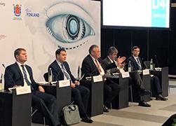 На Санкт-Петербургском инновационном форуме обсудили вопросы муниципального контроля