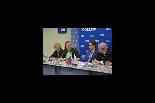 Екатерина Шугрина избрана зам. председателя экспертного совета Общенациональной ассоциации ТОС